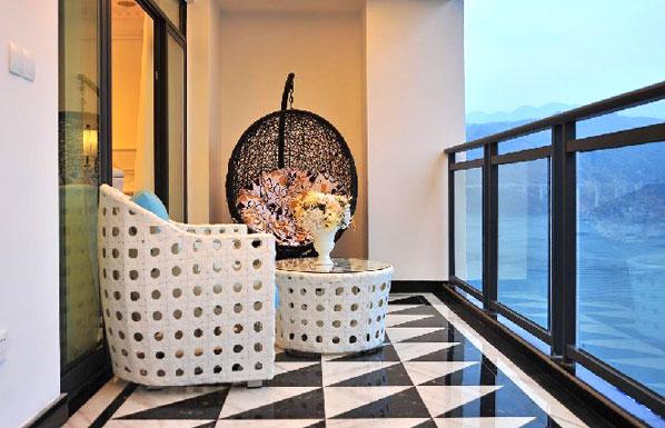 单身公寓顶棚设计图